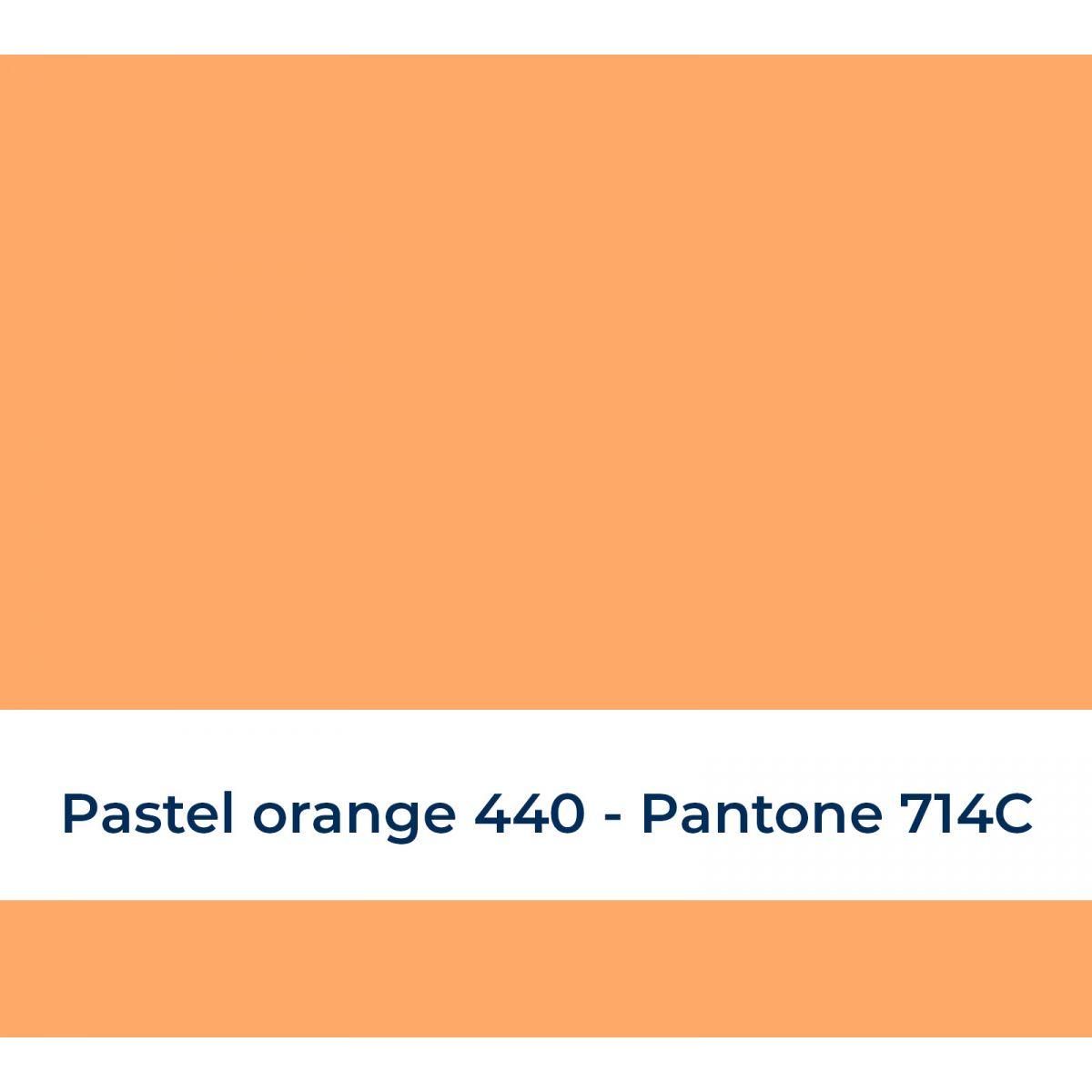 Hotmark Pastel orange 440