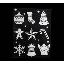 Planche de Noël n°1 Flex blanc