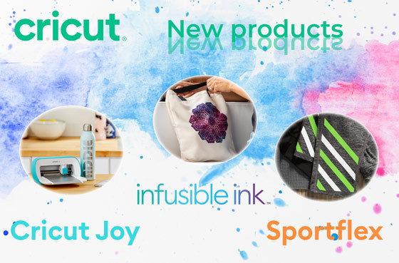 3 new cricut products are coming to transfer id!